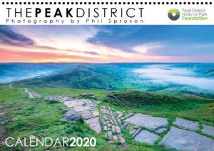 Peak District Calendar 2020
