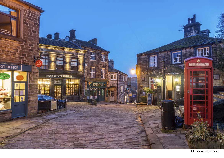 Beautiful Yorkshire : Haworth