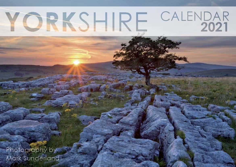 Yorkshire 2021 Calendar