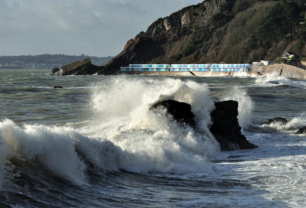 Meadfoot in South Devon