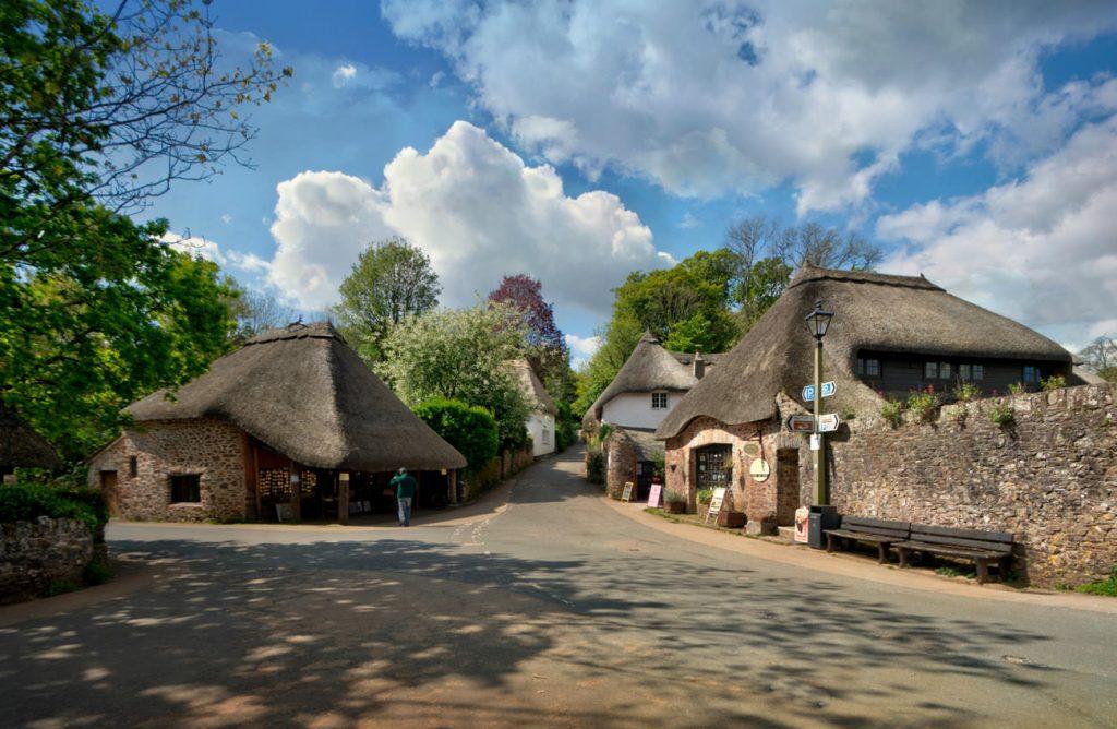 Cockington : one of the stunning villages of Devon